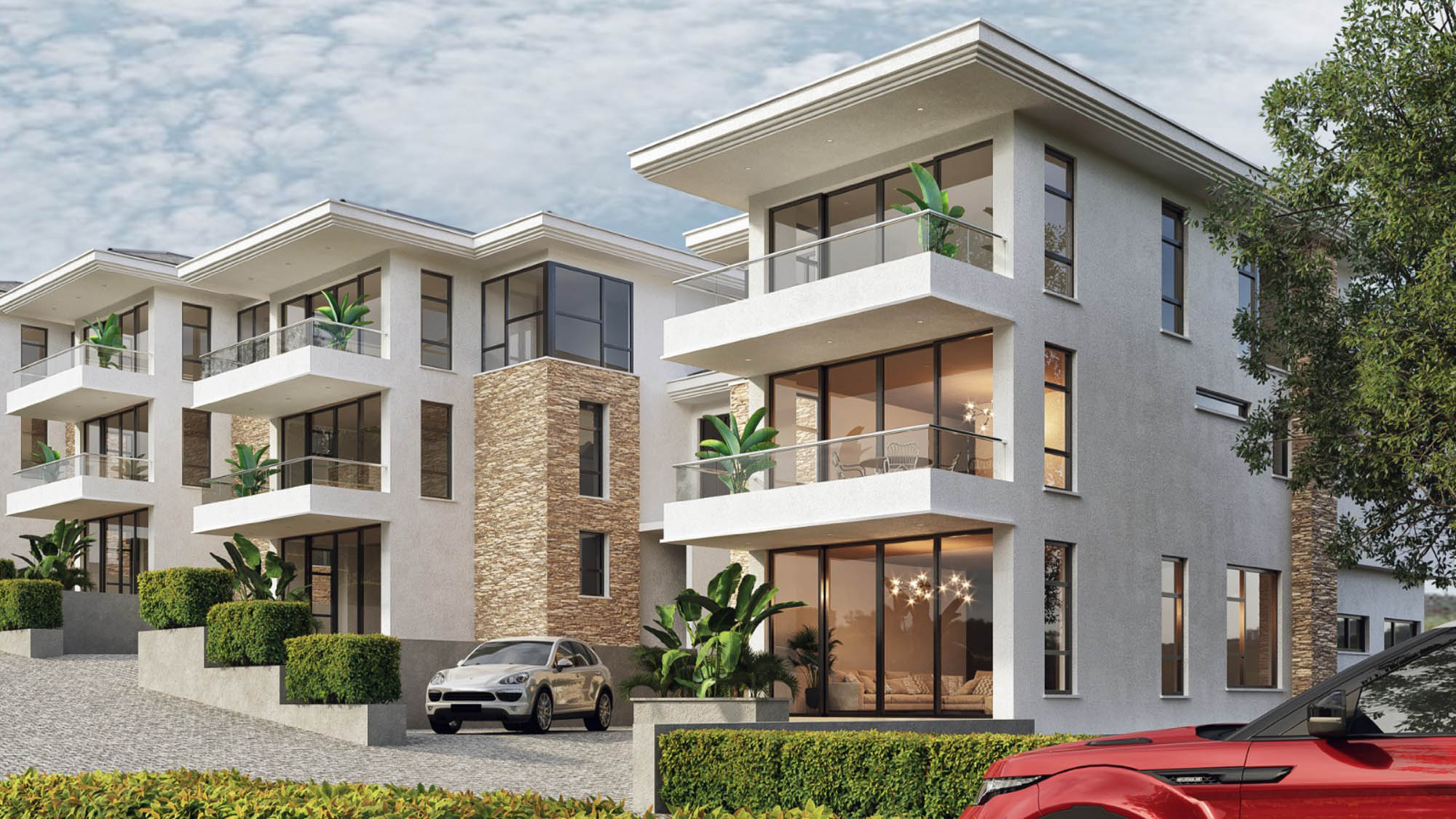 New 5 Bedroom Townhouses for Sale in Lavington
