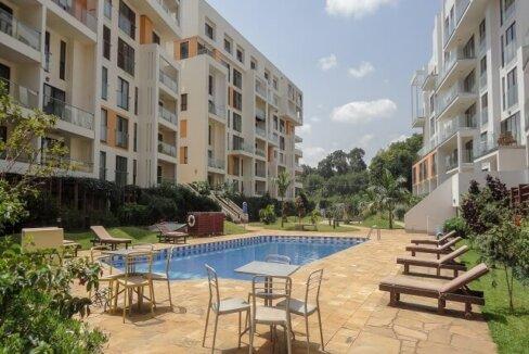 3 Bedroom Duplex Apartment at Garden City Eden Heights Realty