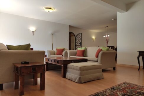Furnished 2 Bedroom Apartment in Brookside Eden Heights Realty