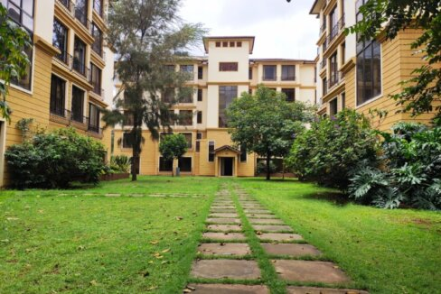 Furnished 3 Bedroom Duplex Apartment in Kilimani Eden Heights Realty