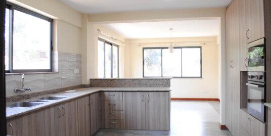 Spacious 3 Bedroom Apartment in Parklands