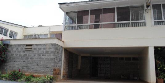 4 Bedroom Maisonette in Kilimani